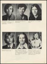 1975 Drumright High School Yearbook Page 24 & 25