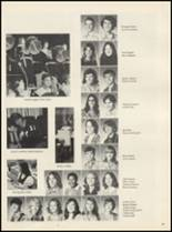 1975 Drumright High School Yearbook Page 32 & 33
