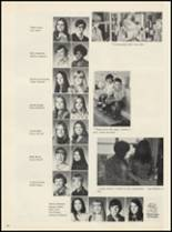 1975 Drumright High School Yearbook Page 36 & 37