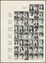 1975 Drumright High School Yearbook Page 38 & 39