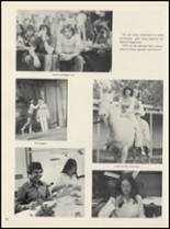 1975 Drumright High School Yearbook Page 44 & 45