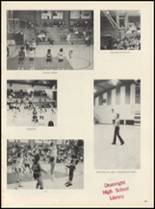 1975 Drumright High School Yearbook Page 52 & 53