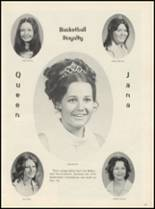 1975 Drumright High School Yearbook Page 54 & 55