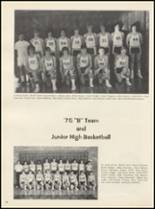 1975 Drumright High School Yearbook Page 56 & 57