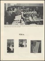 1975 Drumright High School Yearbook Page 62 & 63