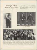 1975 Drumright High School Yearbook Page 66 & 67