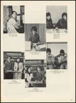 1975 Drumright High School Yearbook Page 68 & 69