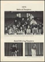 1975 Drumright High School Yearbook Page 80 & 81