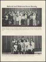 1975 Drumright High School Yearbook Page 82 & 83