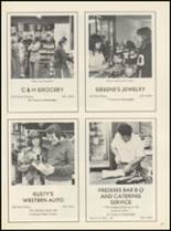 1975 Drumright High School Yearbook Page 94 & 95