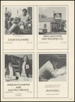 1975 Drumright High School Yearbook Page 98 & 99