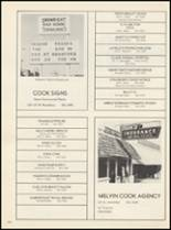 1975 Drumright High School Yearbook Page 106 & 107