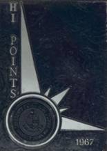 1967 Yearbook Sparrows Point High School