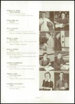 1938 West Bend High School Yearbook Page 14 & 15
