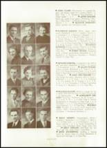 1938 West Bend High School Yearbook Page 16 & 17