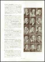 1938 West Bend High School Yearbook Page 18 & 19