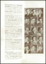 1938 West Bend High School Yearbook Page 20 & 21