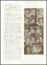 1938 West Bend High School Yearbook Page 22 & 23