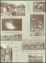 1938 West Bend High School Yearbook Page 28 & 29