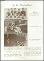 1938 West Bend High School Yearbook Page 32 & 33
