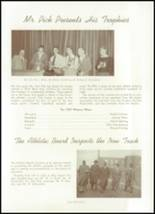 1938 West Bend High School Yearbook Page 36 & 37