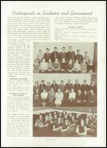 1938 West Bend High School Yearbook Page 46 & 47