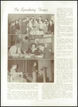 1938 West Bend High School Yearbook Page 50 & 51