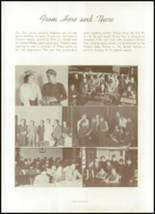1938 West Bend High School Yearbook Page 52 & 53