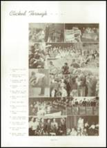1938 West Bend High School Yearbook Page 54 & 55