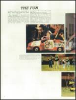 1984 Marshfield High School Yearbook Page 16 & 17