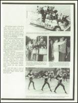 1984 Marshfield High School Yearbook Page 20 & 21