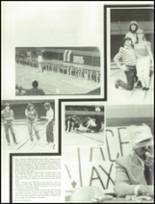1984 Marshfield High School Yearbook Page 34 & 35