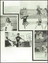 1984 Marshfield High School Yearbook Page 36 & 37