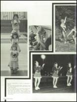 1984 Marshfield High School Yearbook Page 38 & 39
