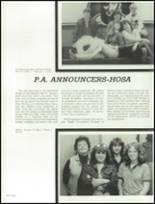 1984 Marshfield High School Yearbook Page 46 & 47
