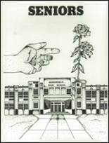 1984 Marshfield High School Yearbook Page 52 & 53