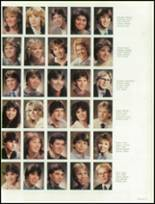 1984 Marshfield High School Yearbook Page 54 & 55
