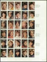 1984 Marshfield High School Yearbook Page 58 & 59