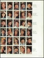 1984 Marshfield High School Yearbook Page 62 & 63