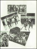 1984 Marshfield High School Yearbook Page 64 & 65
