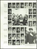 1984 Marshfield High School Yearbook Page 72 & 73