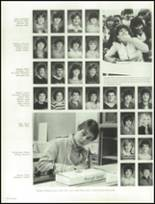 1984 Marshfield High School Yearbook Page 74 & 75
