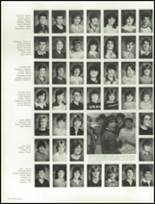 1984 Marshfield High School Yearbook Page 80 & 81