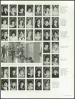 1984 Marshfield High School Yearbook Page 84 & 85