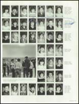 1984 Marshfield High School Yearbook Page 92 & 93