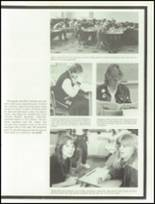 1984 Marshfield High School Yearbook Page 100 & 101