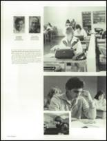 1984 Marshfield High School Yearbook Page 106 & 107