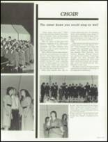 1984 Marshfield High School Yearbook Page 108 & 109
