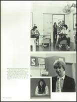 1984 Marshfield High School Yearbook Page 110 & 111