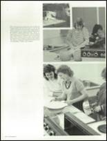 1984 Marshfield High School Yearbook Page 120 & 121